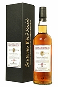 Glenmorangie 15 Years Old Sauternes Wood Finish