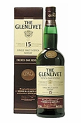 Glenlivet 15 Years Old French Oak Reserve