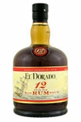 El Dorado Finest Demerara 12 Years Old