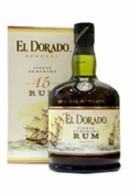El Dorado Finest Demerara 15 Years Old