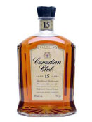Canadian Club 15 Years Old