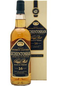 Auchentoshan 16 Years Old Bourbon Matured
