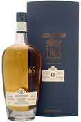 Auchentoshan 1965 Single Cask 40 Years Old