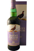 Famous Grouse Malt 10 Years Old