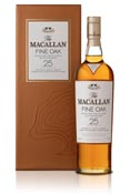Macallan 25 Years Old Fine Oak
